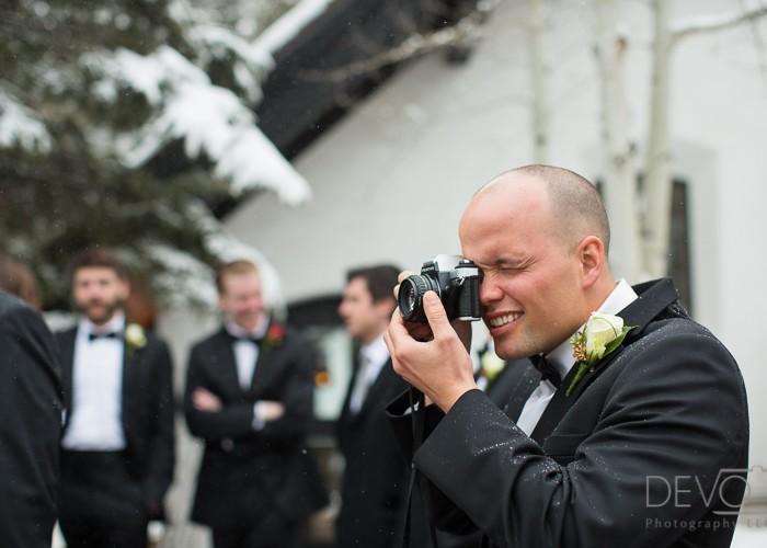 Vail Cascade Resort Wedding - Abby and Kristofer Part 1