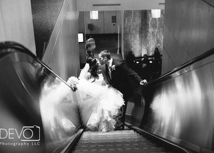 The Westin Downton Denver Wedding - Kinnari and Jeff Part 1