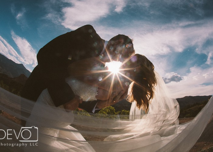 Garden of The Gods Club wedding - Ashley and Alexi Part 2