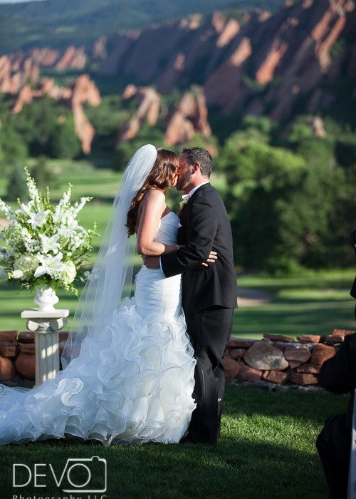 Arrowhead Golf Club Wedding - Brittany and Matt Part 1