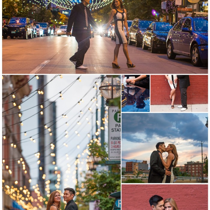 Downtown Denver Engagement Session - Simona and Thientu