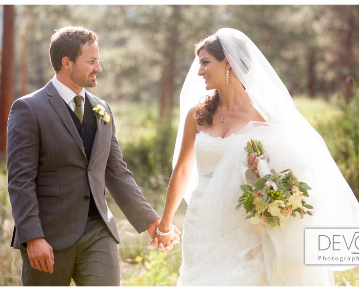Summer Wedding at The Della Terra in Estes Park - Roya and Clayton