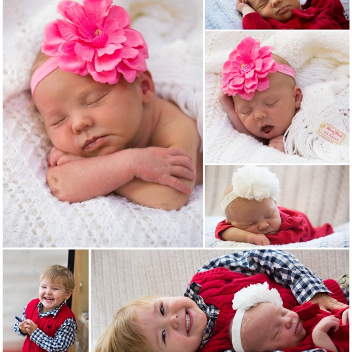 Hello World, Meet Vivian!  Newborn Photos Of the Cutest Bumble Bee Ever!