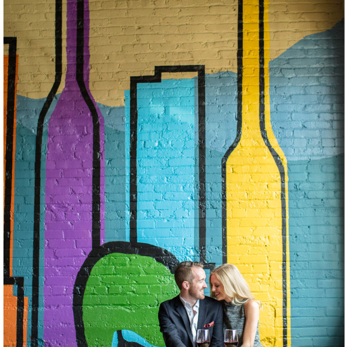 Enchanting Engagement Session in Downtown Denver - Megan and Tymothe
