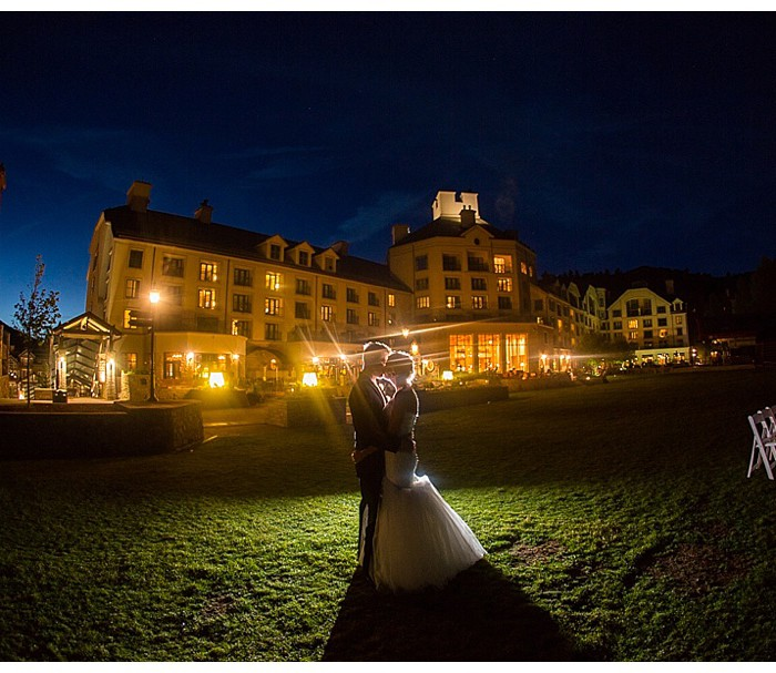 A Romantic Beaver Creek Wedding at The Park Hyatt - Kari and Dustin