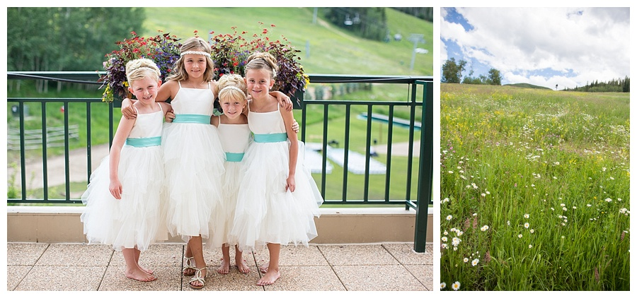 10 Cute flower girls and wildflowers in Beaver Creek