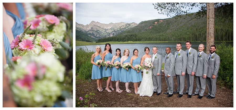 12 Wedding Party at Piney River Ranch