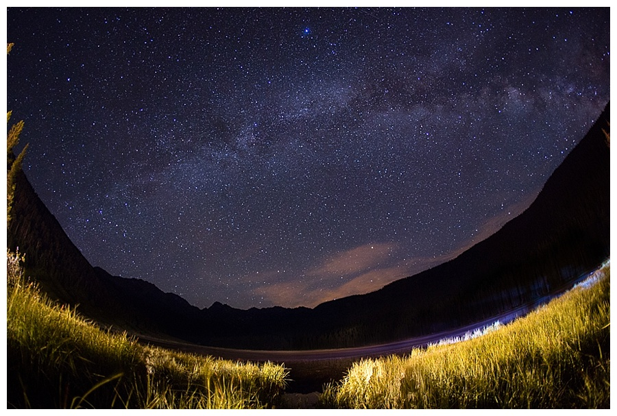 28 Night Sky at Piney River Ranch Vail