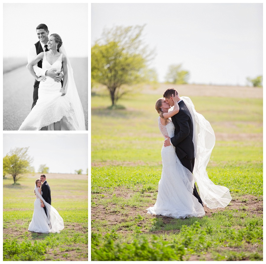 romantic bride and groom pictures